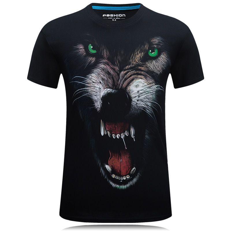 2017 Nouveau 3d marque t-shirt hommes hip hop d'été mâle drôle t-shirt D'o-Cou impression hommes coton fitness Tops undertale camisa masculina