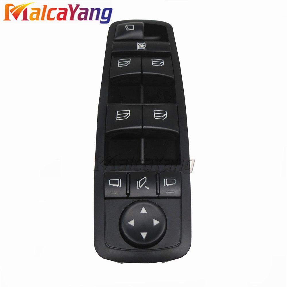 No. A251 830 05 90 2518300590 Window Master Switch For Mercedes GL R Class ML350 W251 X164 GL450 R350