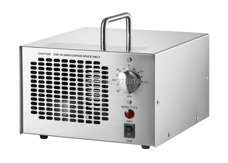 HIHAP 7G ozone generator air purifier with ozone adjust from 3.5g-7.0g ozone output
