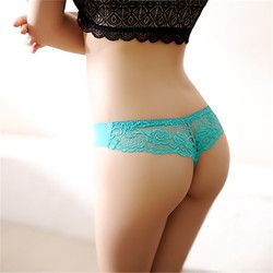 2018 Women Underwear Solid Sexy Lingerie Panties for Women String Thongs Seamless G-String Briefs Panties Underwear Free Ship