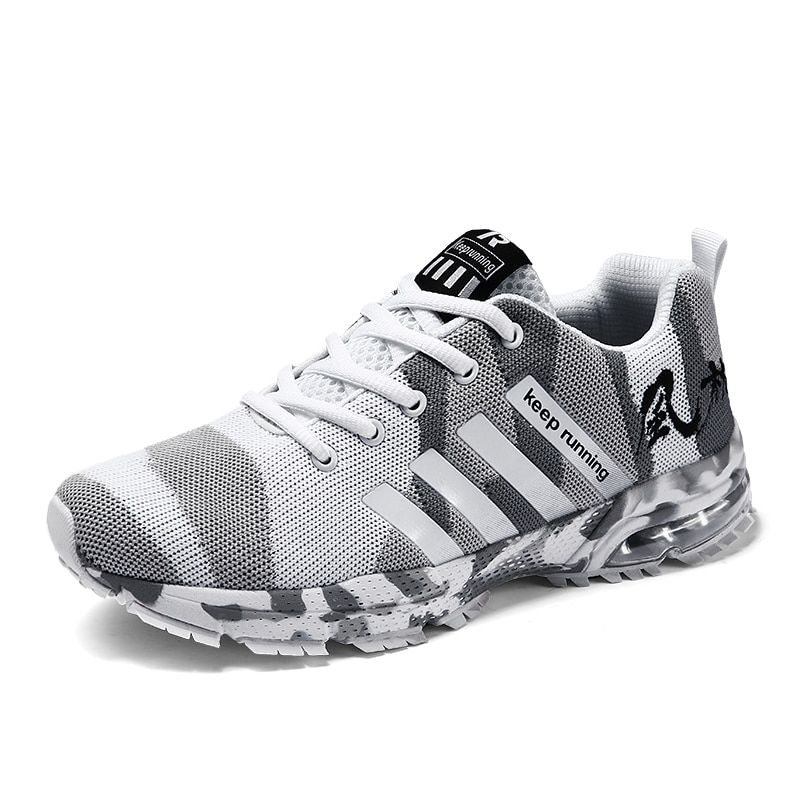 Unisex Big Size 36-46 Comfortable Non-slip Outdoor Men Sneakers Trainer Shoes Women Breathable Good Quality Running Shoes