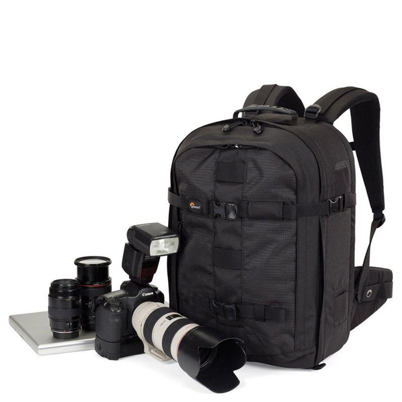 Genuine Lowepro Pro Runner 450 AW Urban-inspired Photo Camera Bag Digital SLR Laptop 17