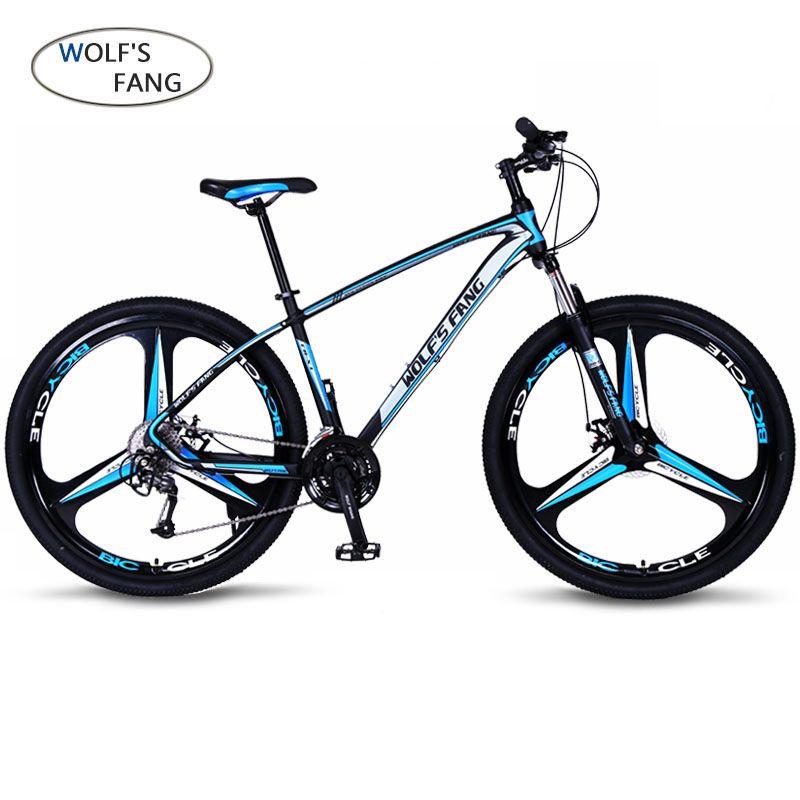 Wolf's fang vélo 27 vitesses VTT 29 pouces pneu route vélo cadre taille 17 pouces produit unisexe résistance livraison gratuite