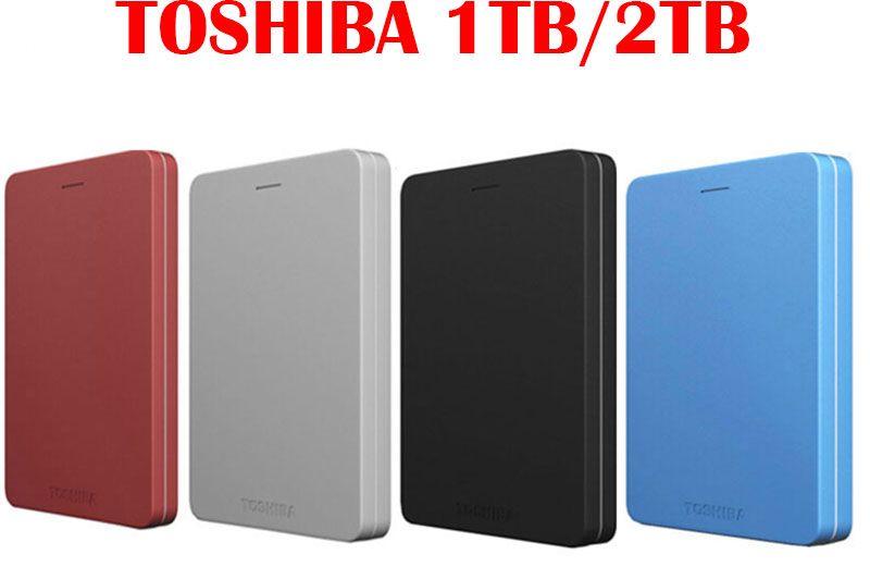 Toshiba 1tb External Hard Drive HDD 1TB 2TB 2.5 USB 3.0 HD Externo Disco Duro Portable Hard Disk Laptop Storage Cheap Original