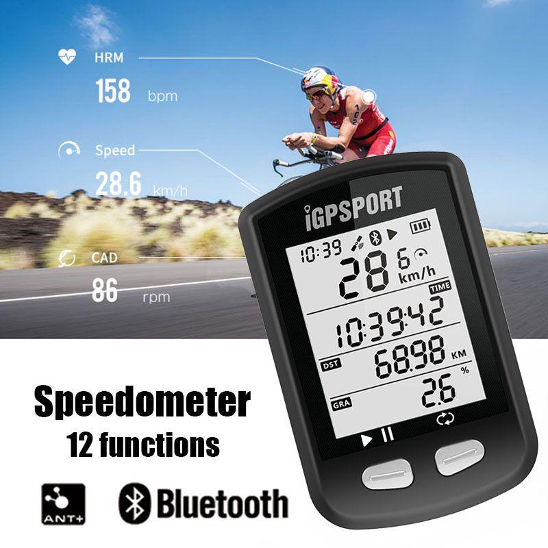 Igpsport iGS10 GPS MTB Road Cycling Computer Waterproof  ANT Wireless Speedometer Vdo bicycle Mileometer Bluetooth 4.0