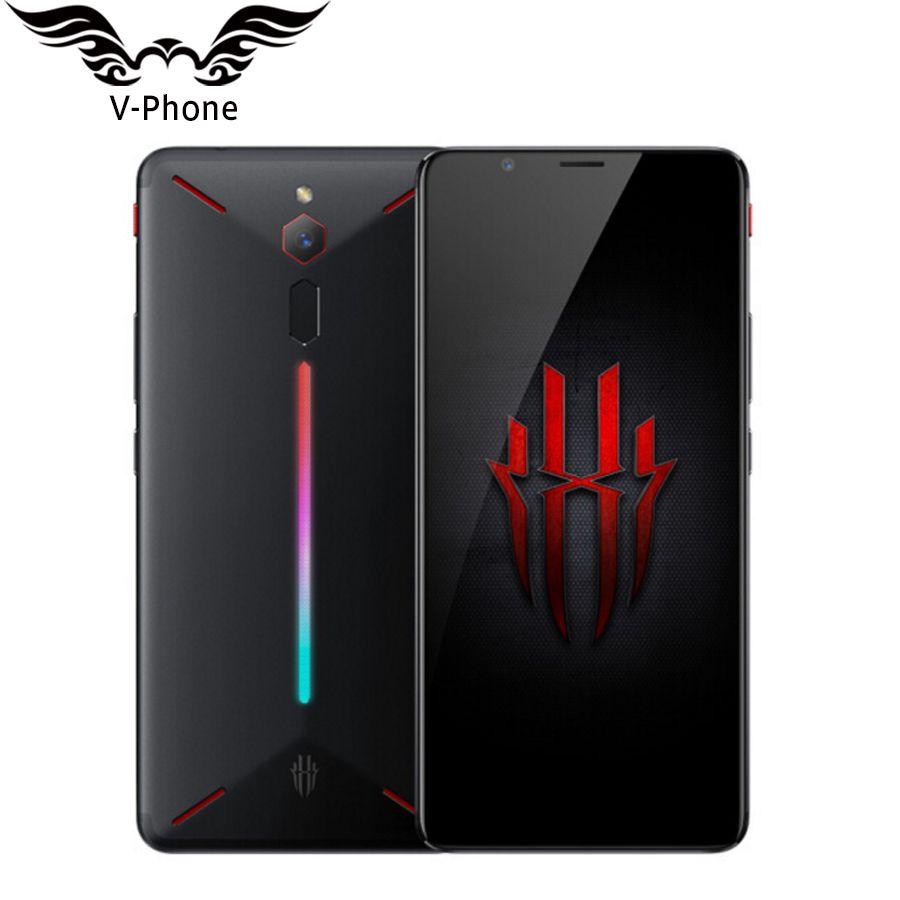 2018 neue Original ZTE Nubia Rot Magie Spiel Handy 6