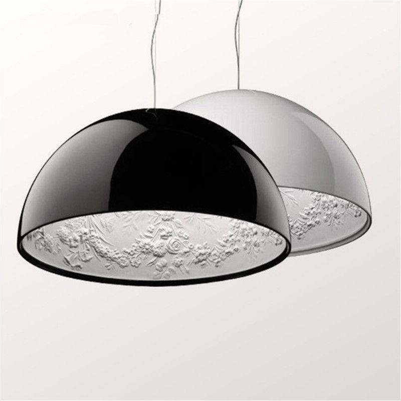 Modern Lustre Skygarden E27 Led Pendant Light Luminaria Minimalism Lamparas Suspend Fitting Lamp Indoor Hanging Light Fixture