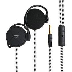 High Quality Sports Headphones 3.5mm Headset EarHook Earphone for MP3 Player Computer Mobile Telephone Earphone