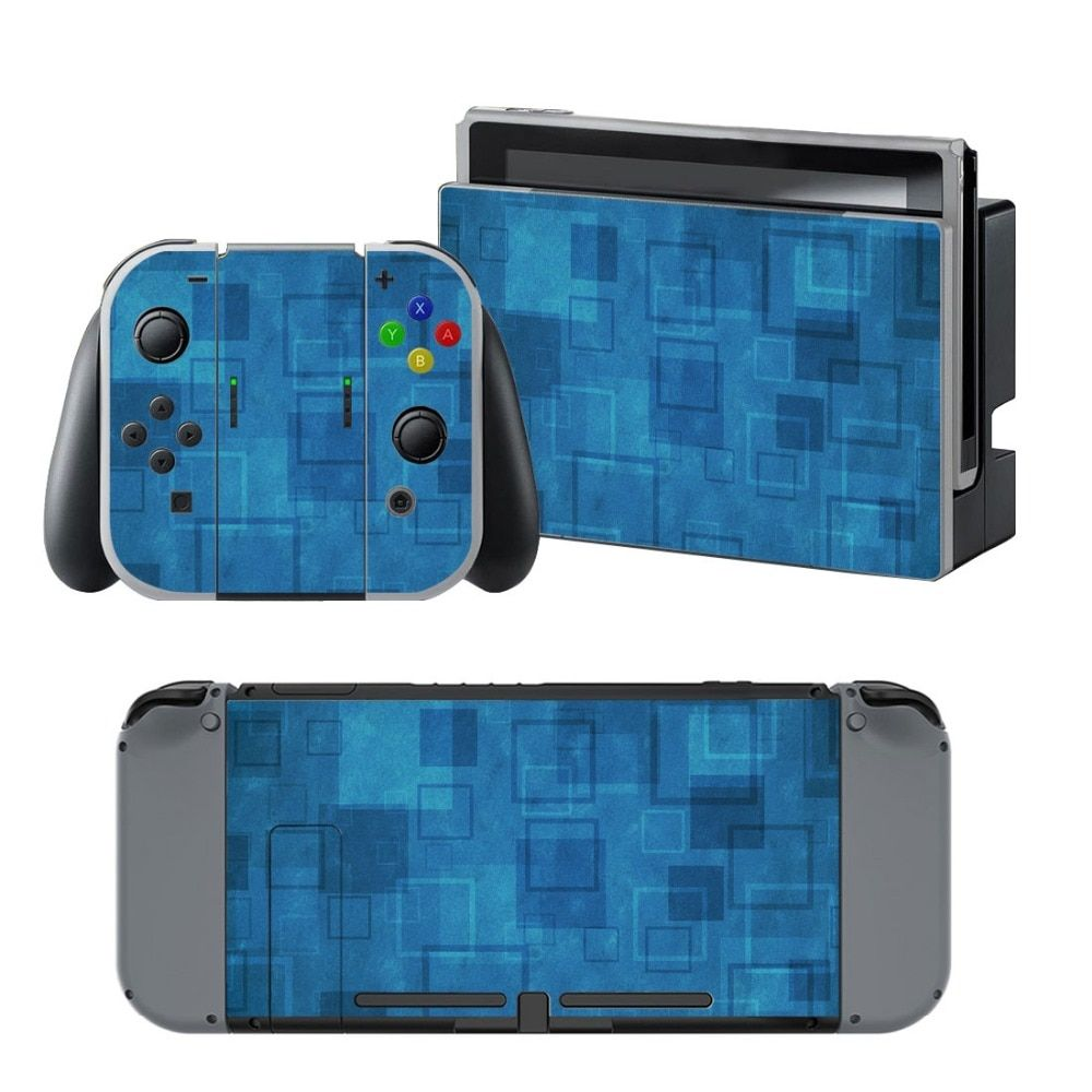 NS NX Accessories, Vinyl Skin Sticker for Nintendo Switch Console Protector Cover Decal Vinyl Skin for Skins Stickers 0045