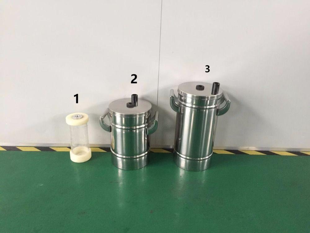 powder coating machine hopper small fluidization barrel for electrostatic spray