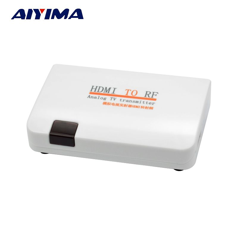AIYIMA Transmitter HDMI To RF HDMI To Radio Frequency Signal HDMI TO High-definition Signal Modulator