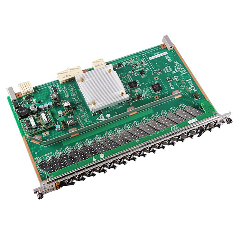 Huawei 16 PON Port GPON Board GPFD with C+ SFP Suitable 16ports GPON OLT Interface Board for MA5680T MA5683T MA5603T MA5608T
