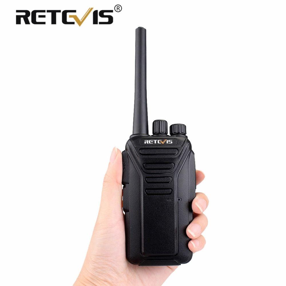 1pcs Retevis RT27 Walkie Talkie Licence-free Radio PMR/FRS PMR446 UHF 16/22CH VOX Scrambler Portable Ham Radio Hf Transceiver