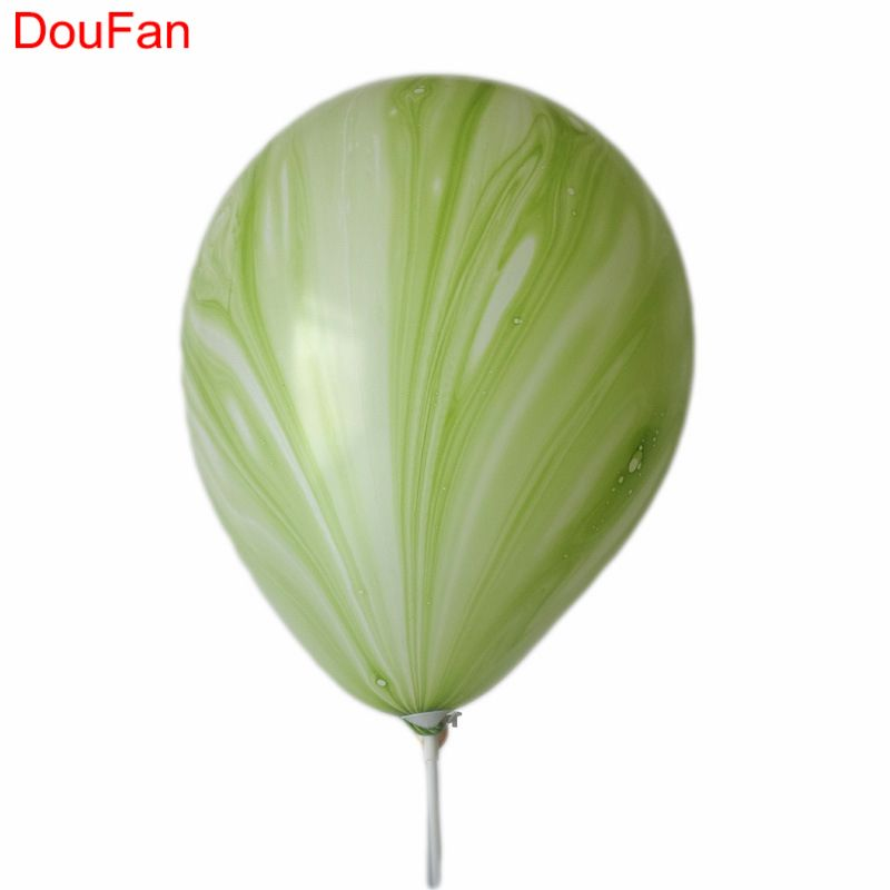 50pcs Marble Agate Latex Balloon Party Balloons Birthday Party Decor Balloons Wholesale for Baby Shower Kids Party Christmas