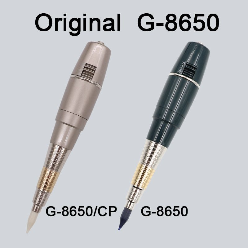 1 set G8650 Original Taiwan Permanent Make-Up Kit Riesen sonne tattoo Maschine G-8650 Mit Batterie Tattoo Maschine Komplette Tattoo Kit