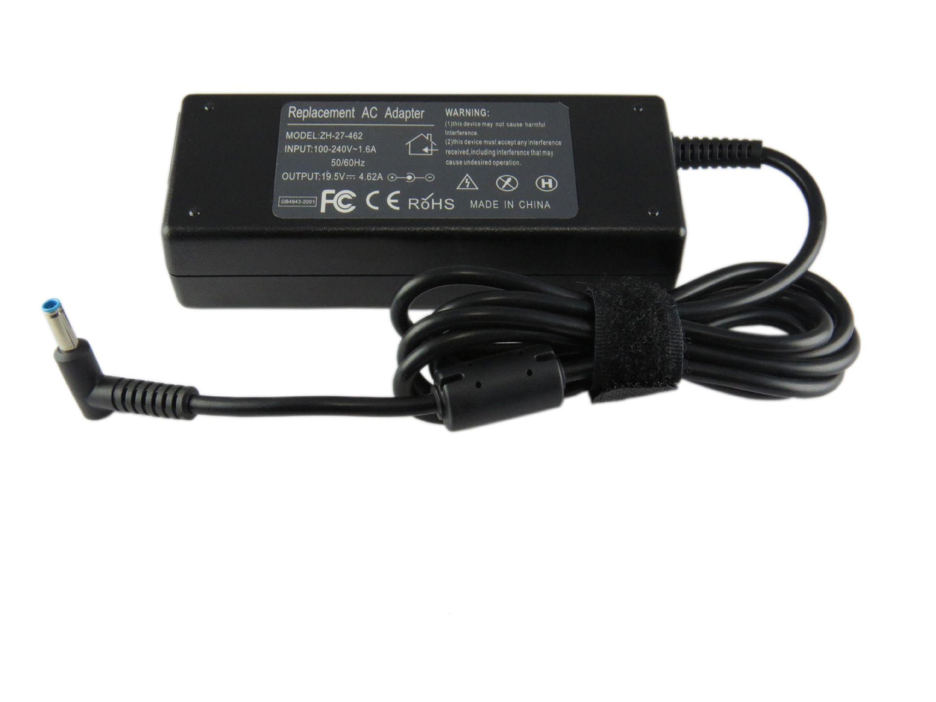 19.5 V 3.33A 65 W Ordinateur Portable Adaptateur secteur Chargeur Pour Hp Envy14/15 Pavilion M4/15 Ppp009C j009wm 14-K001Xx 14-K00Tx 14-K002Tx
