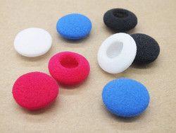 20 pcs 18 mm Imports Soft Foam Earbud Headphone Ear pads Replacement Sponge Covers Tips For Earphone MP3 MP4 Phone
