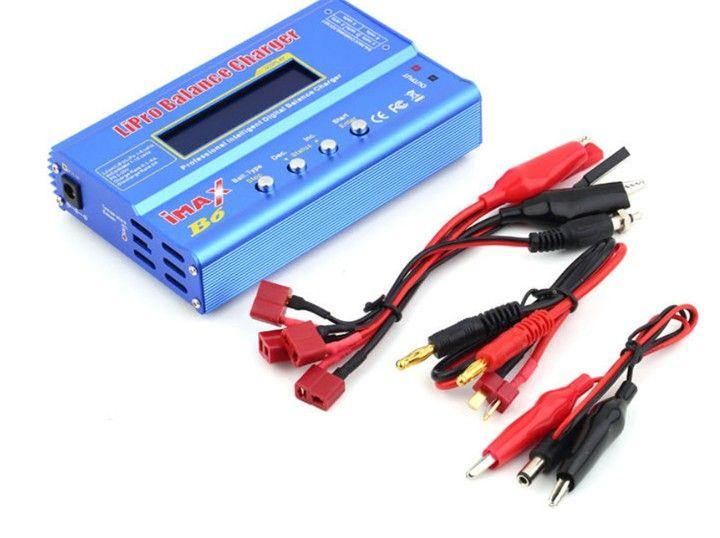 100% Brand New iMAX B6 Lipro NiMh Li-ion Ni-cd RC Équilibre de La Batterie Numérique Chargeur Déchargeur