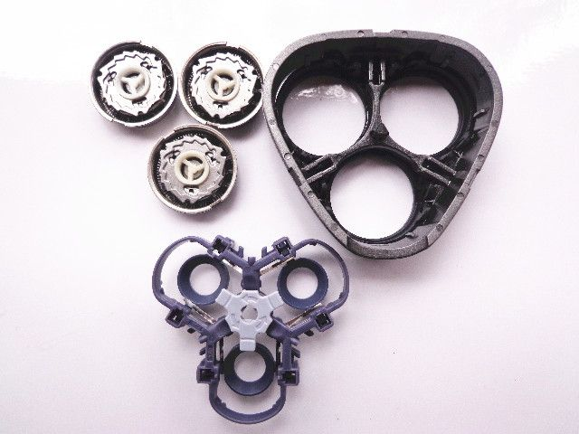 Rasoir de remplacement tête de rasoir + Blate + cadre pour Philips HQ6868 HQ6854 HQ6900 HQ6925 HQ6926 HQ6955 lame de rechange livraison gratuite
