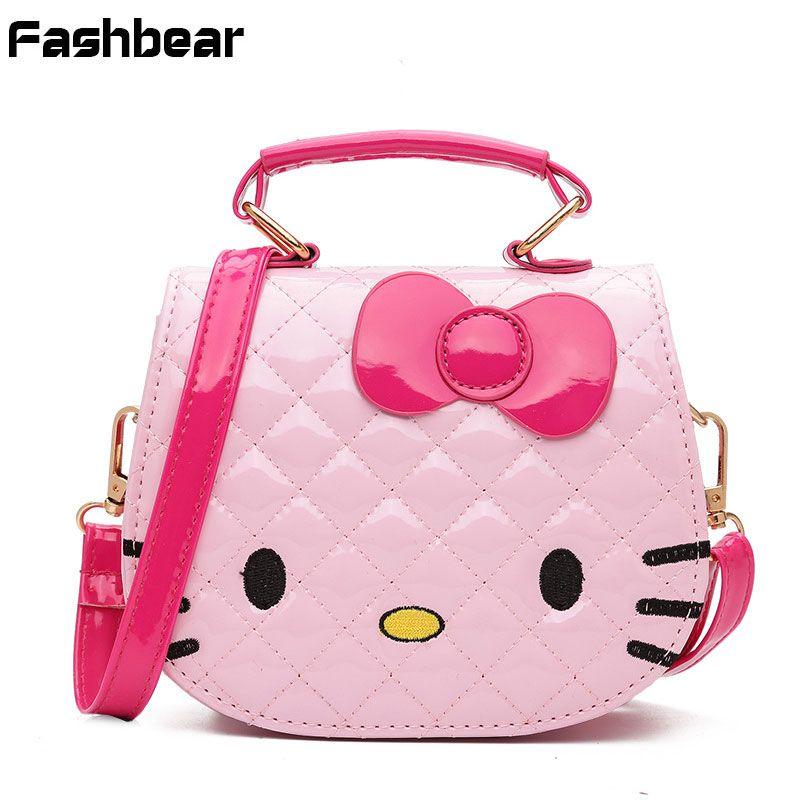 Wholesale Young Girls Bag Crossbody Bags For Baby Girls Pick PU Children Shoulder Bag Fashion Small Kids Princess Handbag 791911