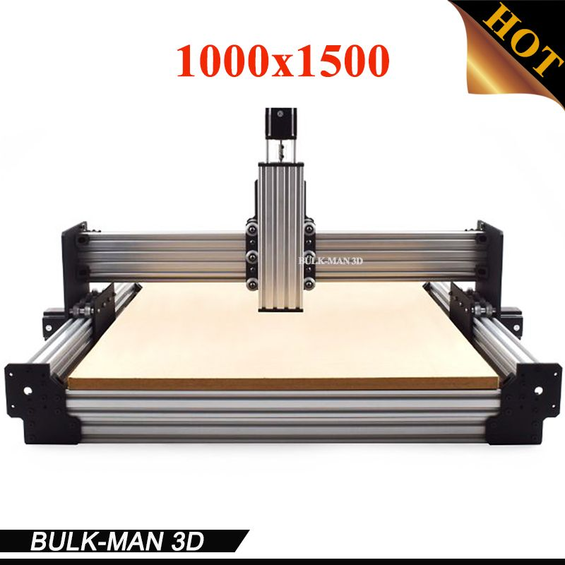 WorkBee CNC Mechanical Kit OX CNC Kit Upgrade Version DIY CNC Carving Machine tool,CNC Milling Machine