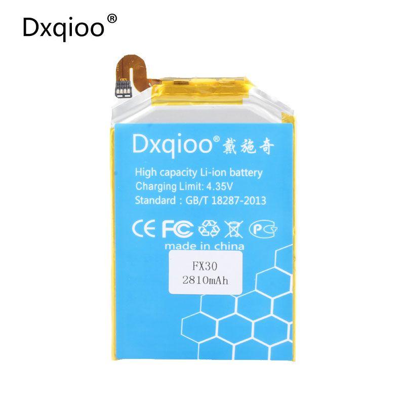 Dxqioo XT1570 FX30 batterie fit für X stil XT1570 XT1572 FX30