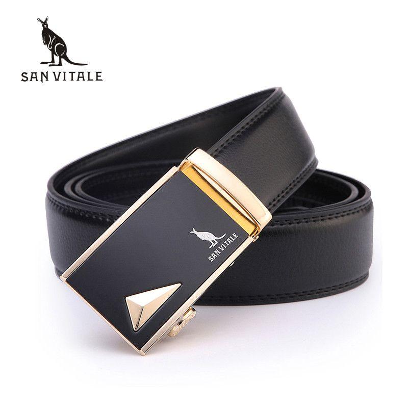 Fashion designer lederarmband männlichen automatischen schnalle gürtel für männer authentic gürtel trend männer gürtel ceinture, cinto masculino