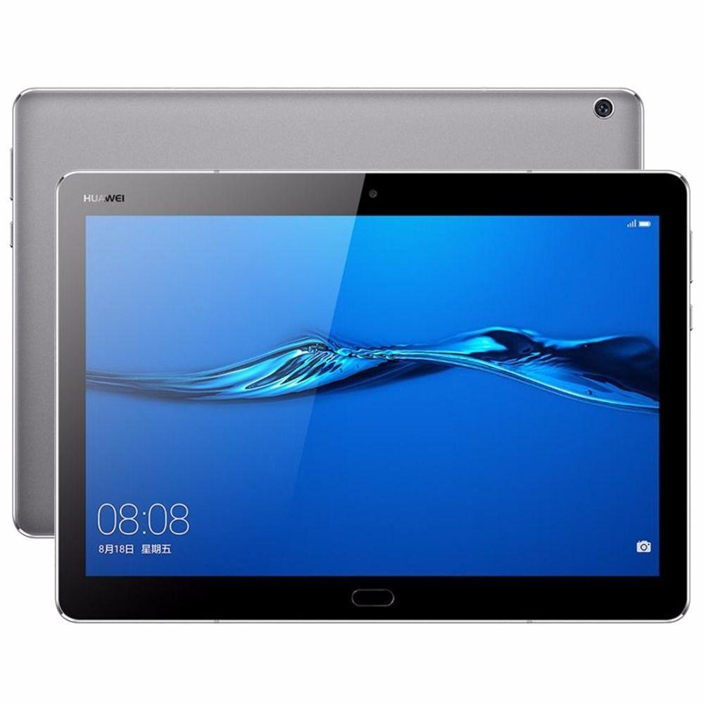 Original 10.1 inch Huawei MediaPad M3 Lite 10 BAH-W09 Global Tablet PC SnapDragon 435 Octa Core 4GB 64GB 3GB 32GB EMUI 5.1 GPS