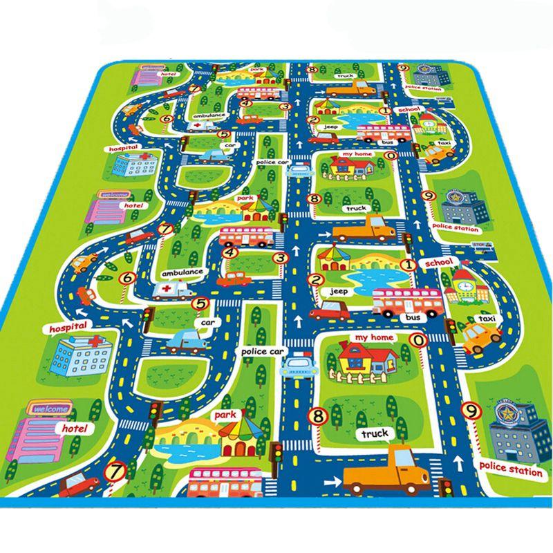 Mousse bébé tapis de jeu jouets pour enfants tapis enfants tapis tapis de jeu en développement tapis en caoutchouc Eva Puzzles mousse jeu 4 pépinière livraison directe