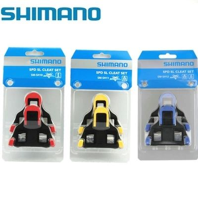 Shimano cleats spd SPD-SL sh10 sh11 sh12 Road Pedal Cleats Dura Ace,Ultegra:SM-SH11 sh-10 sh-12 FLOATING