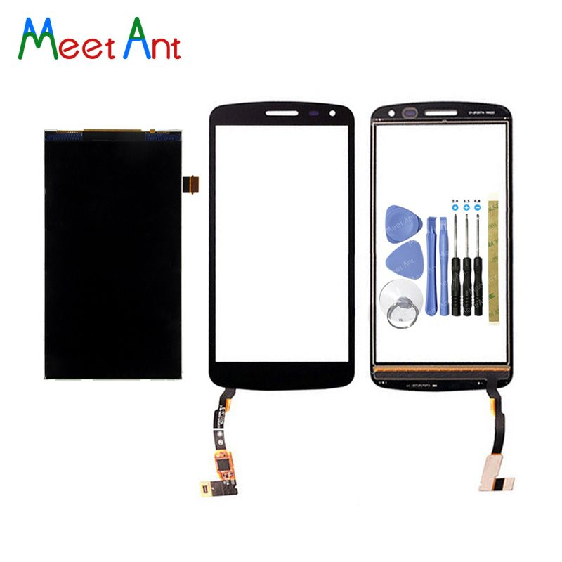 New High Quality 5.0'' For LG K Series K5 X220 X220MB X220DS Lcd Display With Touch Screen Digitizer Sensor