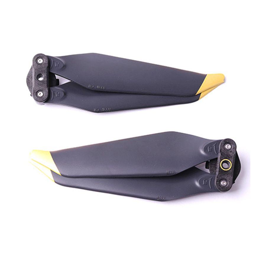 2pcs/pair DJI Mavic Pro Platinum 8331 Propellers Low Noise Quick Release Foldable Propeller For DJI Mavic Pro Spare Accessories