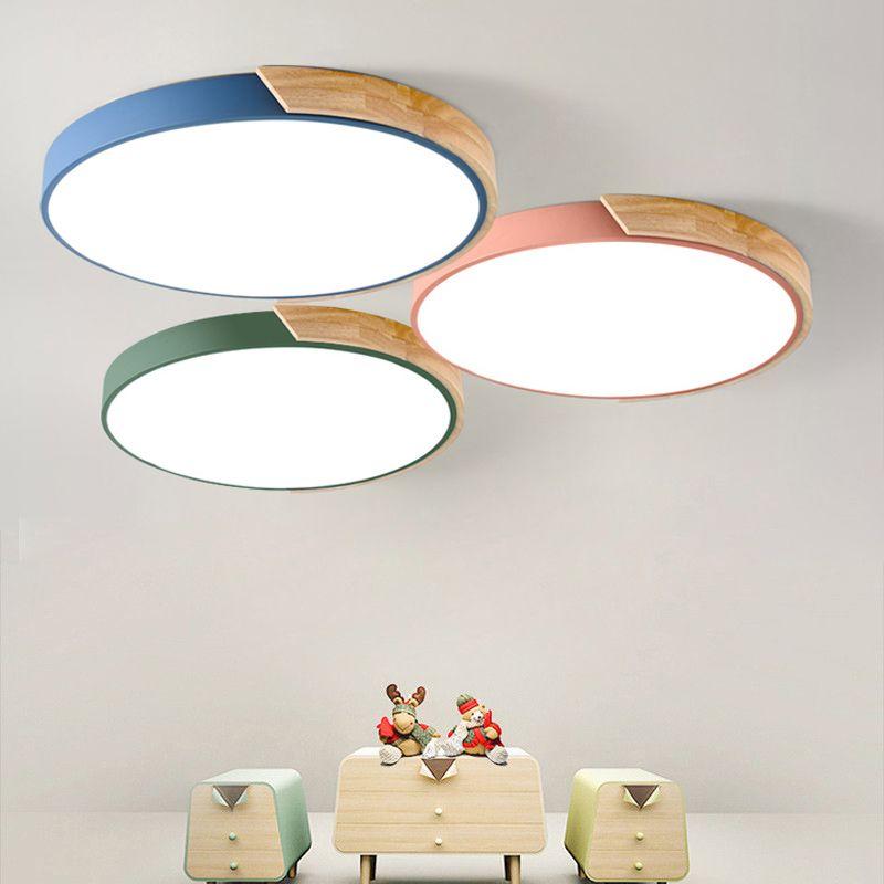 Ultra-dünne LED decke beleuchtung decke lampen für die wohnzimmer kronleuchter Decke für die halle moderne decken lampe hohe 5 cm