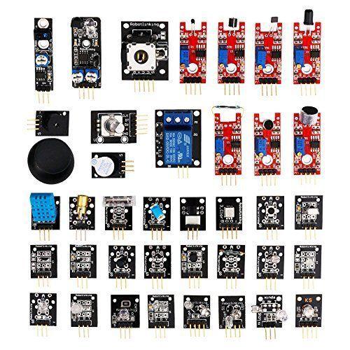 37 dans 1 Boîte Capteur Module Kit pour Arduino UNO R3 MEGA2560 NANO Livraison Gratuite