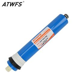 Atwfs alta calidad 75gpd ro membrana Sistema de ósmosis inversa filtro de agua general membrana común ULP-1812-75G