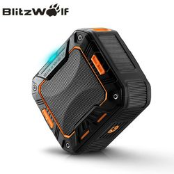 BlitzWolf Bluetooth Speaker Mini Wireless Speaker Bluetooth Stereo Speaker Portable Universal For iPhone 7 6s 6 For Samsung PC