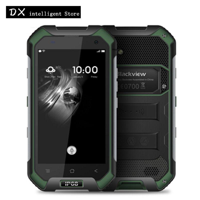 Blackview BV6000S IP68 Waterproof shockproof Mobile Phone MTK6737 Quad Core 4.7