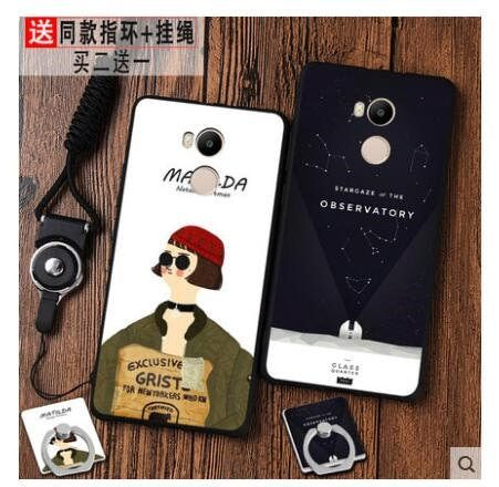 Fashion xiaomi redmi 4 pro case 2017 New hot sale 3D relief painted back cover case for xiaomi redmi 4 pro TPU cover #4088