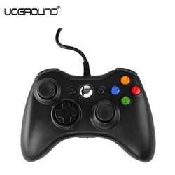 Для microsoft Xbox Slim 360 джойстик USB проводной игровой контроллер для Xbox Slim Smart tv Box Joypad геймпад для Windows 7/8/10