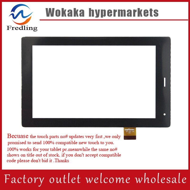 Original New Touch Screen For 7