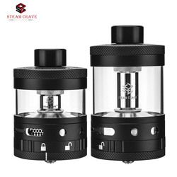 Asli Uap Mendambakan Aromamizer Titan Tank 18 Ml 28 Ml Rdta Top Mengisi Adjustable Bawah Aliran Udara 41 Mm Diameter Besar rebuildable