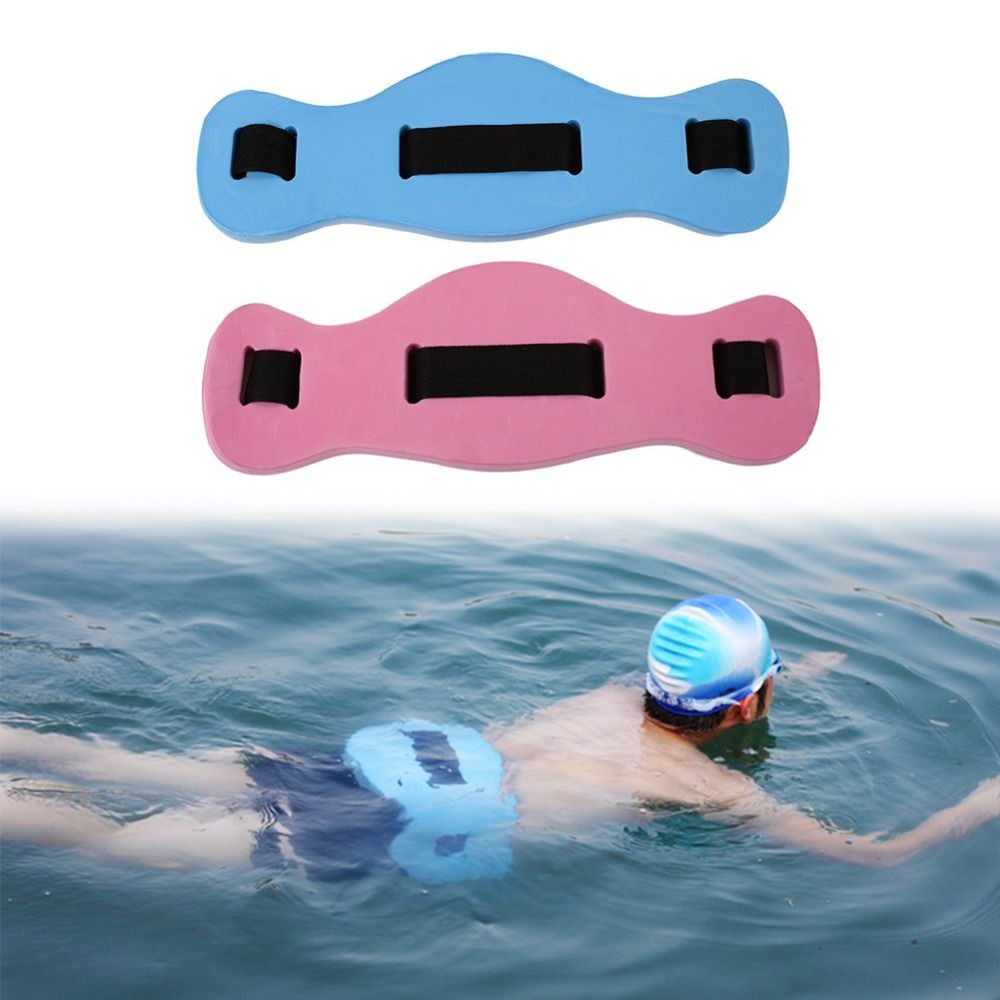 Swim Floating Belt Learn To Swim Children Adult Safety Swimming Leaning Training Float EVA Belt Waistband