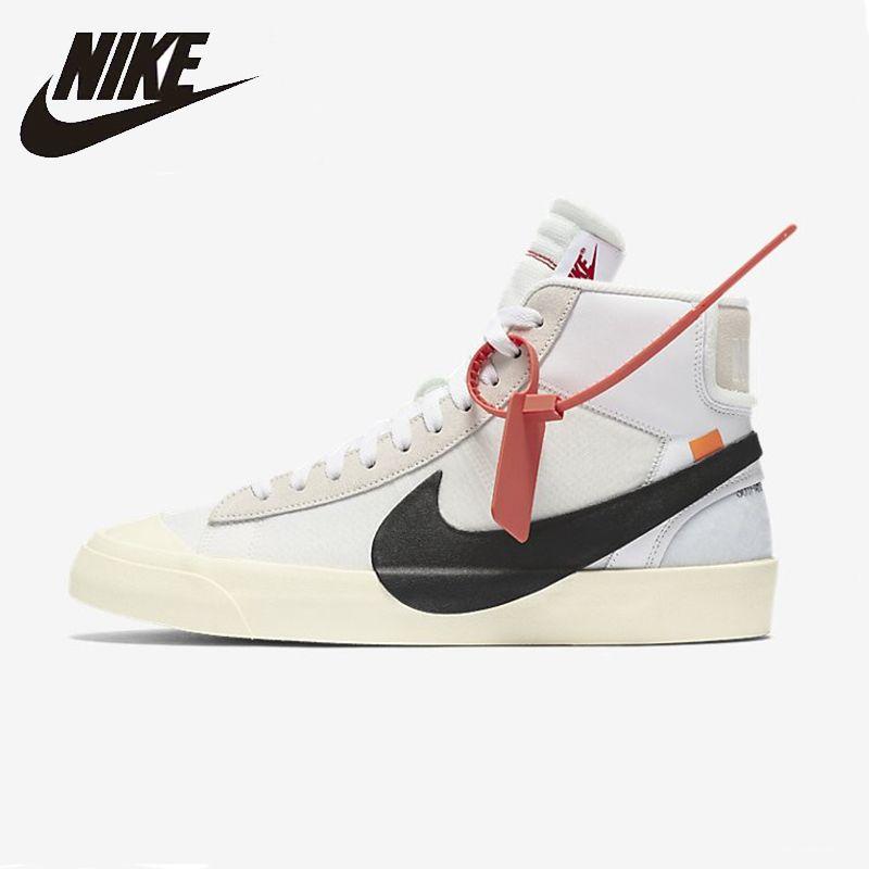 NIKE Herren Basketball Schuhe Atmungsaktive Schuhe Super Licht Stabilität Turnschuhe Für Männer Schuhe # AA3832-100