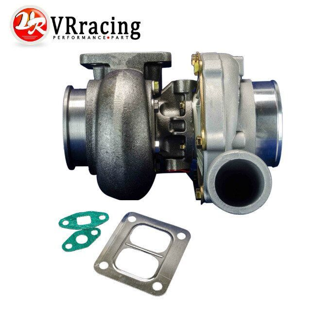 VR RACING - HIGH QUALITY TURBO GT45R Turbo charger .70 cold,1.0 hot external w/g t4 flange TURBOCHARGER VR-TURBO34