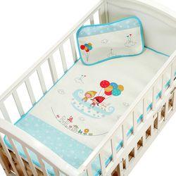 Dormir verano hielo seda fibra cuna bebé estera colchón fresco respirable lavable recién nacido cama debajo de la almohadilla sin almohada