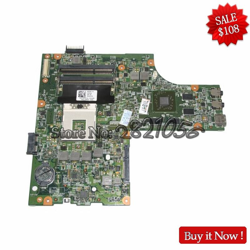 NOKOTION 052F31 52F31 48.4HH01.011 Main Board for DELL INSPIRON 15R N5010 MOTHERBOARD HM57 HD 5650 DDR3 Free CPU