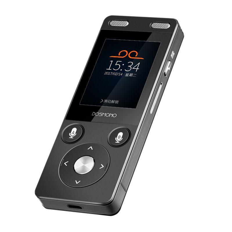 DOSMONO S201 Android 6.0 Écran Tactile Smart Traducteur 32 Multi-langue Mondiale Voyage Et D'affaires Traduction
