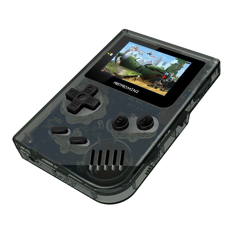 Retro Game Console 32 Bit Portable Mini Handheld Game Players Built-in For GBA Classic Games Best Gift For Kids