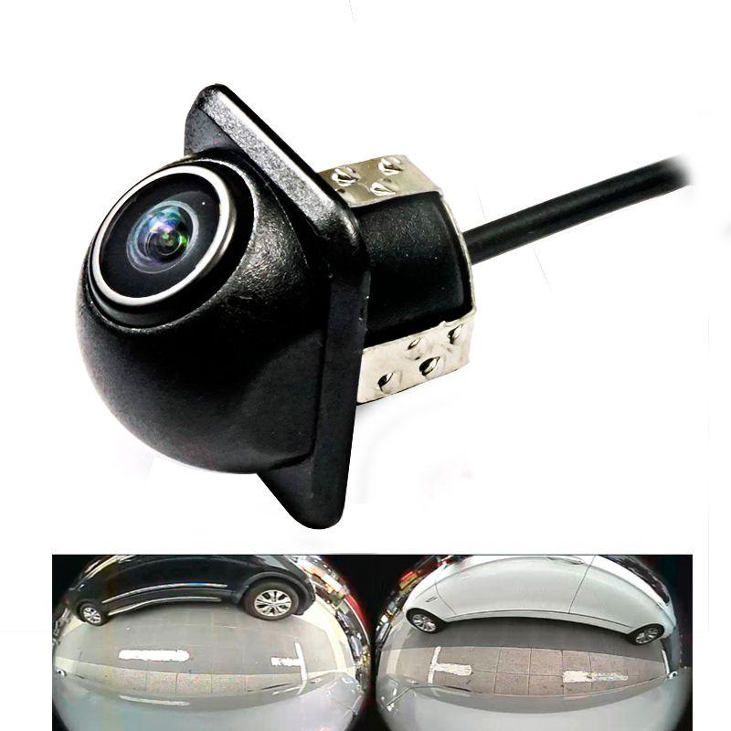 180 degrés CCD HD vision nocturne caméra de voiture auto inversion vue arrière/vue de face/vue latérale caméra pour caméra universelle étanche