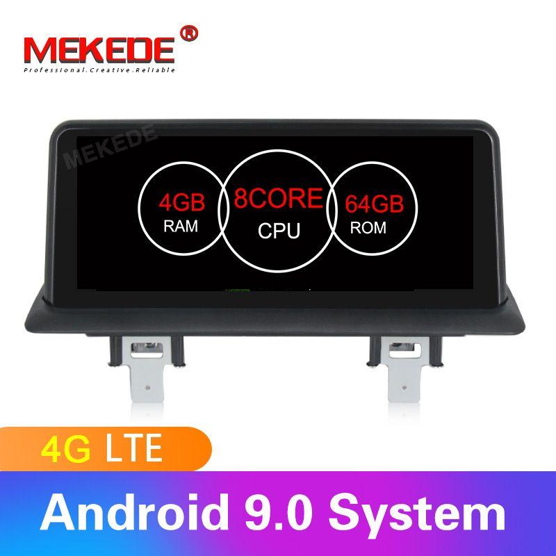 Android9.0 8 kerne 4 GB + 64 GB Auto stereo head unit navigation GPS radio für BMW 1 Serie E81 e82 E87 E88 116i 118i 120i 130i